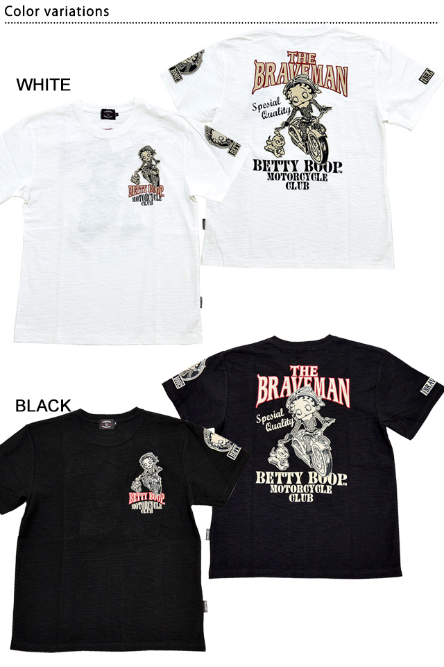 XXL QualityT.Shirt With Motorbike Color In Front Black White At Back Size S